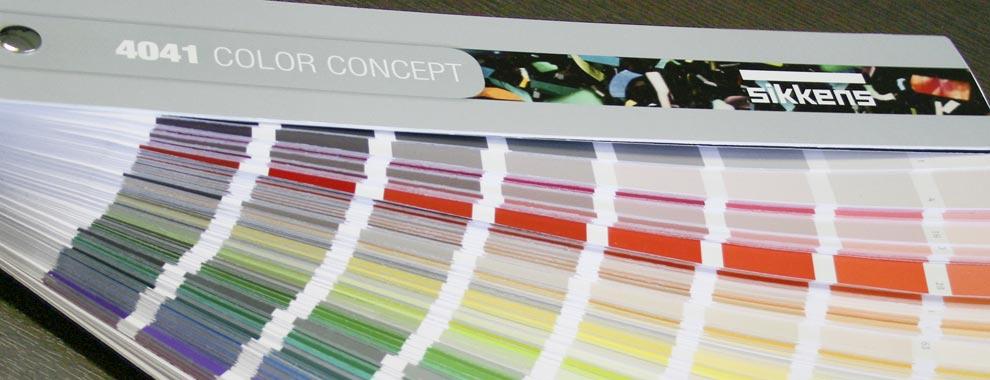 le color concept 4041 est bien plus quun simple concept de couleurs son nuancier offre des possibilits infinies en matire de compositions de couleurs - Nuancier Coloration